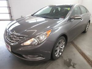 2012 Hyundai Sonata 2.0T Limited- ALLOYS! HEATED SEATS! LEATHER!