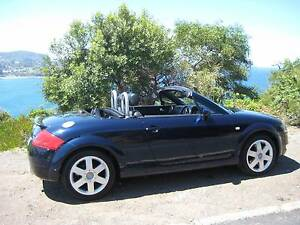 2003 Audi TT Coupe Avalon Pittwater Area Preview