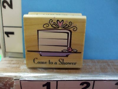 Bridal Shower Sayings (come to a shower bridal saying rubber stamp)