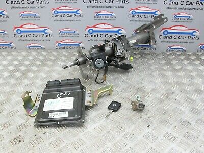 Nissan 350Z Lock Set 1 Key Ignition ECU VQ35DE Manual Gearbox  2004 *374