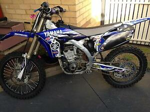 2010 Yz250f Big Bore 290cc in A1 Condition (For Sale or Swap) Melbourne CBD Melbourne City Preview