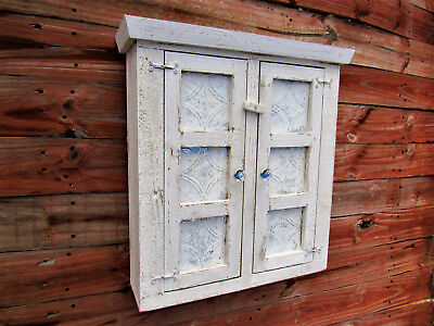 Shabby Chic Cabinet, Distressed, Book Shelf, Distressed, French Country, shelf