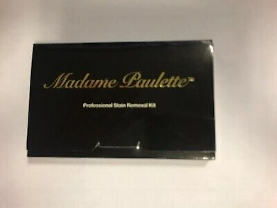 Madame Paulette Professional Stain Removal Kit ()