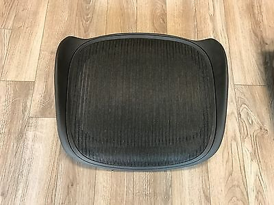 Herman Miller Aeron Chair Replacement Seat Pan 3d01 Graphite Small Size A Frame