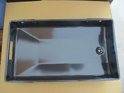 Side Downdraft - 74005800 / 3401F051-19 Jennair Right Side Grill/Cartridge Drip Pan for Downdraft