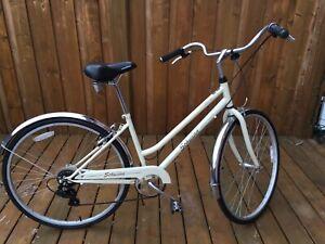 Schwinn Gateway lady bicycle.