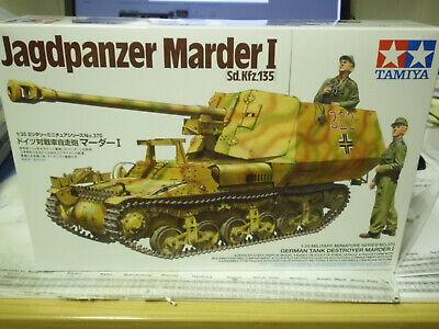 Tamiya 1:35 35370 Deutscher Sd.Kfz.135 Marder I Jagdpanzer NEU OVP