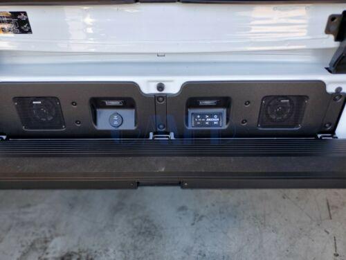 19-21 GMC Sierra Silverado 1500 MultiPro Tailgate Kicker Speaker GM OEM 19417163