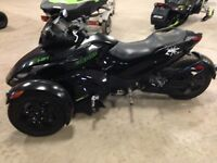 2012 Can-Am Spyder® RS-S - SM5 Charlottetown Prince Edward Island Preview