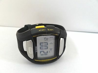 MIO Stride ECG Accurate Heart Rate Monitor Built in Pedometer Sport Watch