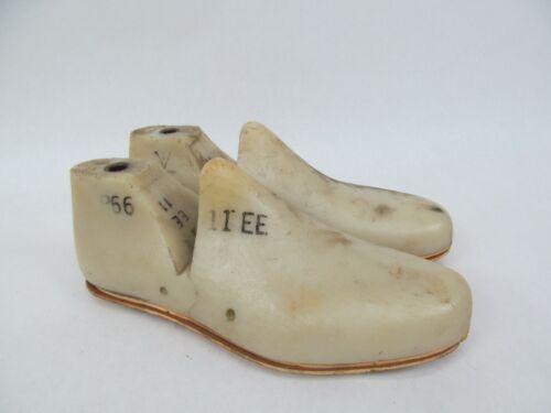 Industrial Shoemaking Shoe Last Pair Vulcan USA P66 11 EE 2E