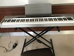 Casio Privia PX-110 Digital Piano incl. Stand and Midi to USB Cable