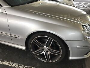 Mercedes clk 320 Avantgarde convertable from $65 p/w Amg Southbank Melbourne City Preview