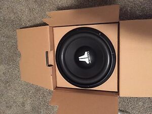 "Brand New 10"" Subwoofer"