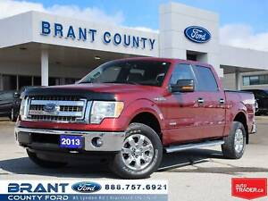 2013 Ford F-150 XLT - BACK UP CAM, KEYLESS ENTRY!