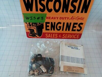 Wisconsin Engine New Old Stock Magneto Repair Kit Yq3 Free Sh