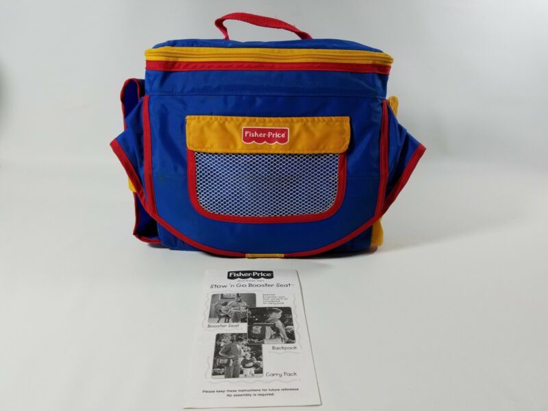 1999 Fisher-Price Stow