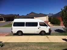 Ready to go Toyota Hiace Campervan Clarkson Wanneroo Area Preview