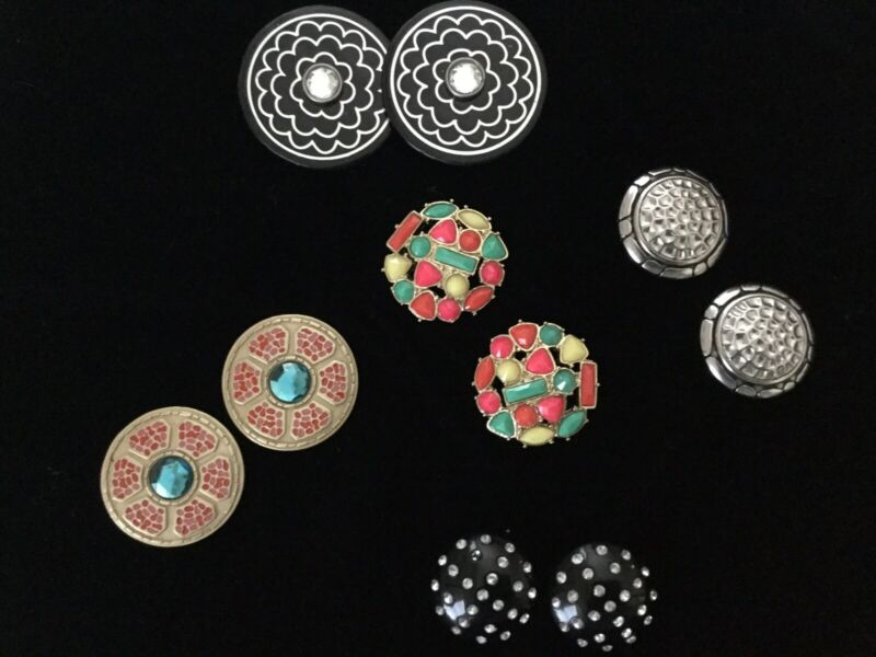 5 Pairs - Lindsey Phillips Button  Snaps