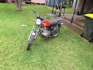 1980 Kawasaki Z200A Woolomin Tamworth Surrounds Preview