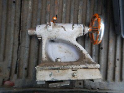 Older Rough Condition Atlas 12 Metal Lathe Tailstock