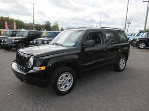 2016 Jeep Patriot Sport*2WD*VERY CLEAN*