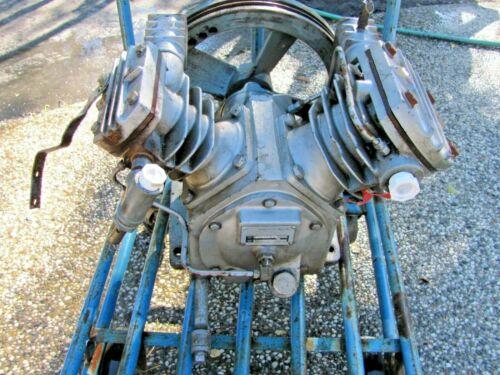 IR Ingersol Rand T 30 Compressor Pump w/ Extras