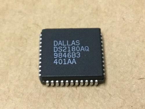 (2 PC)  DALLAS   DS2180AQ   IC TRANSCEIVER T1 44-PLCC