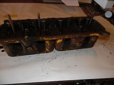 Minneapolis Moline 445 Gas Utility Tractor Cylinder Head