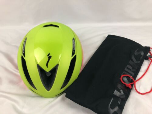Specialized S-Works Evade II Road Helmet SIZE Medium High Visibilty/Pink