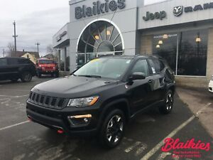 2017 Jeep Compass Trailhawk | 4X4 |