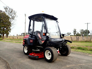 """2013 TORO GROUNDSMASTER 360 72"""" COMMERCIAL DIESEL RIDE ON LAWN MOWER ZERO TURN OUT FRONT JOHN DEERE Austral Liverpool Area Preview"""