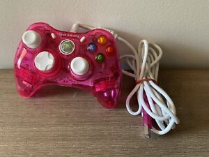 Rock Candy Xbox 360 Controller - Hot Pink For Girls Gaming