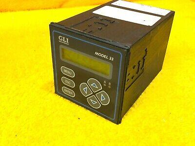 Perfect Gli Model 33 Electrodeless Conductivity Analyzer E33a1nn