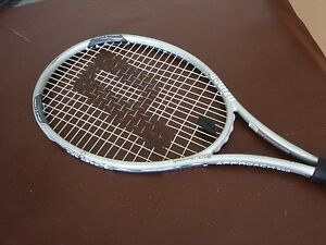 Prince More Approach 850 Oversize Triple Threat Tennis Racquet  4 1/4