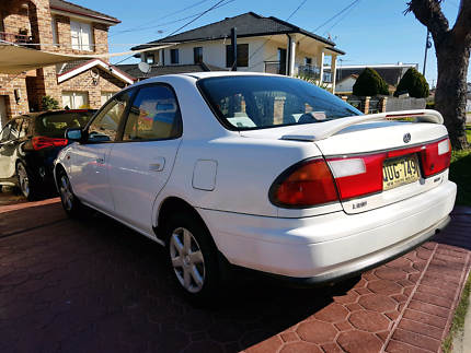 mazda 323 protege 2000 | cars, vans & utes | gumtree australia