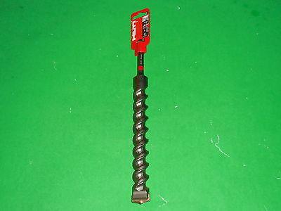 New Hilti Te-c 1-10 Hammer Drill Bit Sds Plus 355330 Free Shipping
