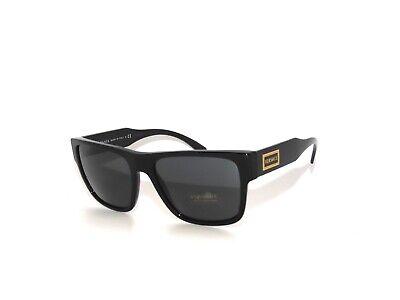 Versace 4379 GB1/87 Black Grey   Sunglasses