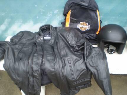 RJAYS leather mortorcycle jacket