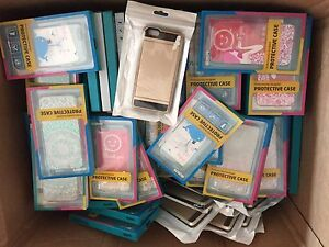 Brand new bulk lot of new apple, galaxy etc phone/tablet cases