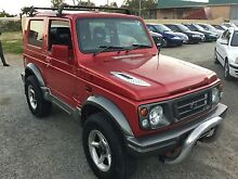 1997 SUZUKI 4x4 TURBO MAN AWESOME VEHICLE HAD THOUSANDS SPENT ON Silver Sands Mandurah Area Preview
