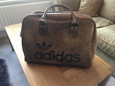 vintage adidas sports bag