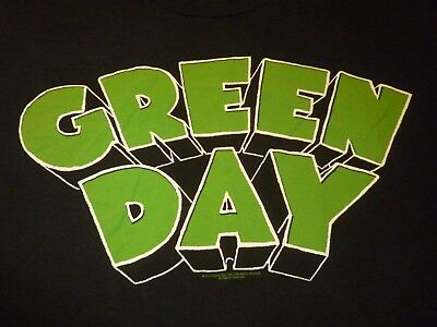 Green Day Shirt ( Used Size XL ) Nice Condition!!!