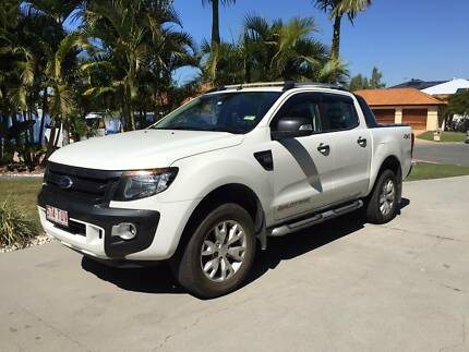 2014 Ford Ranger Wildtrack Broadbeach Waters Gold Coast City Preview