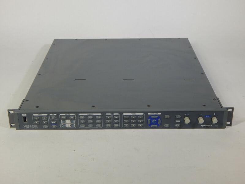 Harris VideoTek VTM-4100PKG for PARTS/REPAIR