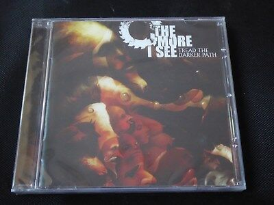 The More I See - Tread The Darker Path (NEW CD) ENGLISH DOGS SABBAT PYOGENSIS