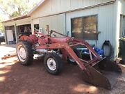 Massey furgeson Tractor Parkerville Mundaring Area Preview