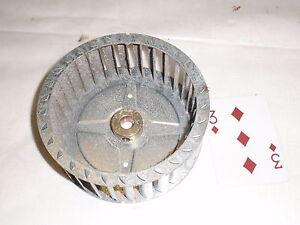 Beckett Oil Furnace Burner Blower Motor Wheel 5 1 2