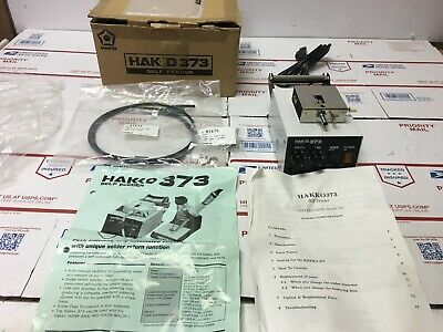 Hakko 373-11 Dispensing Equipment Solder Wire Self Feeder