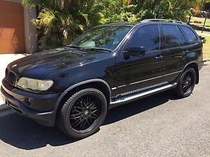 BMW X5 2002 Auto Elanora Gold Coast South Preview